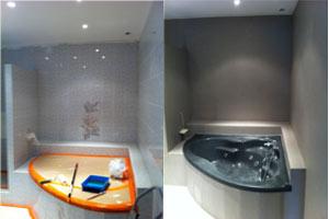beton cire resine cuisine salle de bain salon