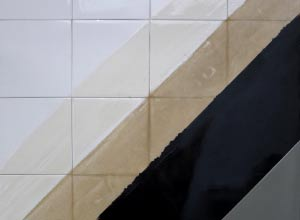 Entreprise b ton cir r sine pose application sol for Recouvrir carrelage sol avec resine